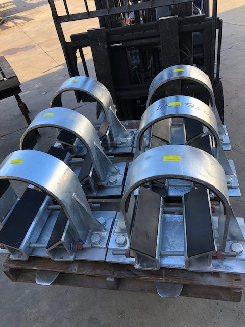 Pipe Hold Downs and Field-installed Hold Down Clamps | Delta